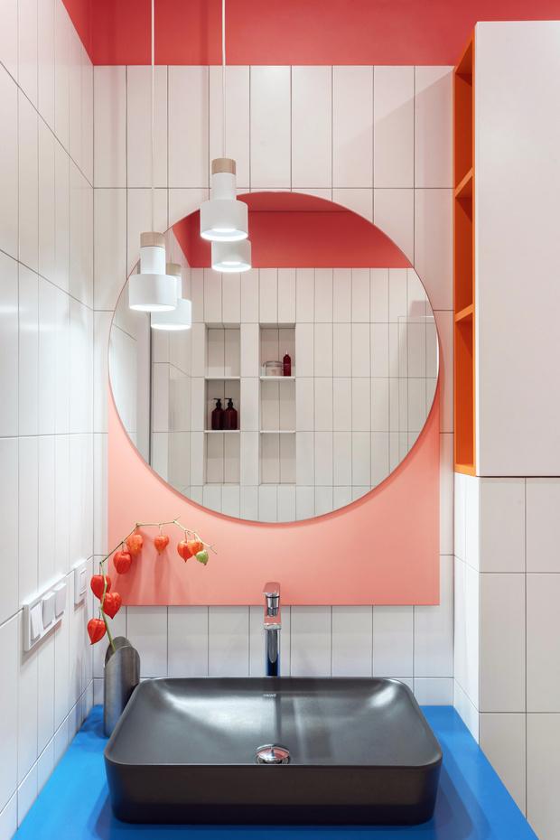 Фото №13 - Яркая квартира для молодой семьи в Киеве 75 м²
