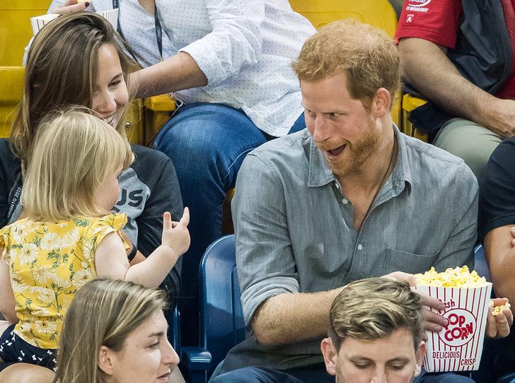 Фото №8 - Берем пример: принц Гарри решительно худеет к свадьбе