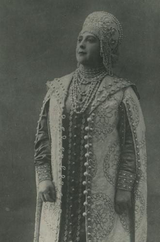 Фото №3 - «Жизнь отданная театру»: выставка в музее Бахрушина