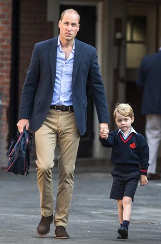 Фото №6 - Еще одна из рода Виндзоров: тетя принца Джорджа стала его одноклассницей