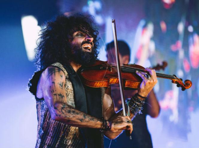 Фото №1 - Единственный концерт скрипача-виртуоза Ара Маликян в Москве