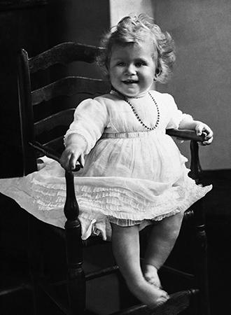 Фото №4 - Принцесса Лилибет: редкие детские фотографии Елизаветы II