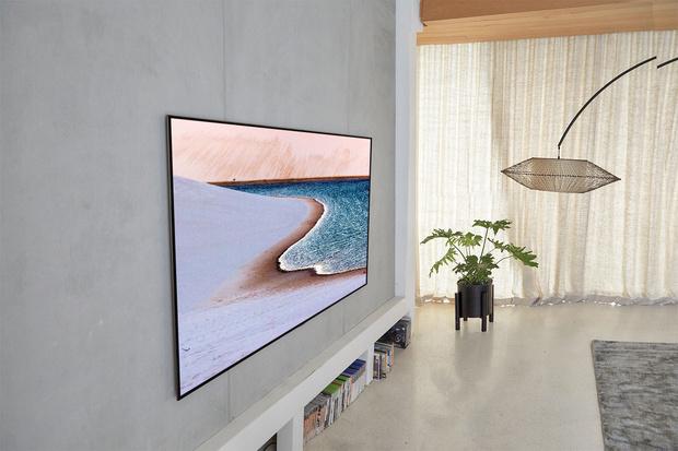 Фото №4 - Телевизор-галерея: новый взгляд на технологии в интерьере