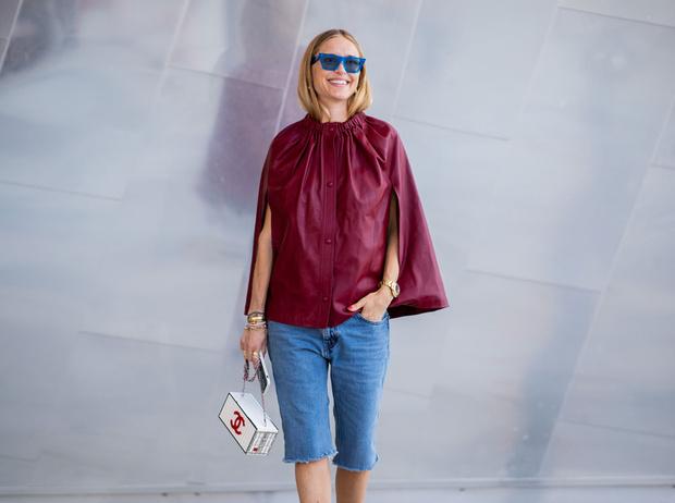 Фото №4 - С чем носить шорты-бермуды: 5 актуальных образов