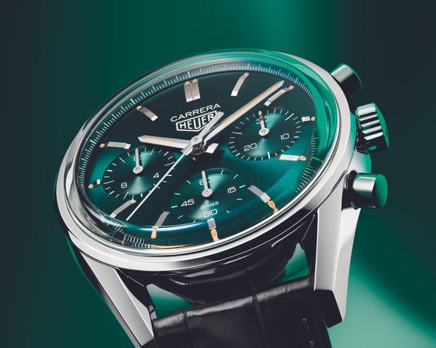 Фото №7 - Изысканные и утонченные: как выглядят новые часы TAG Heuer Carrera