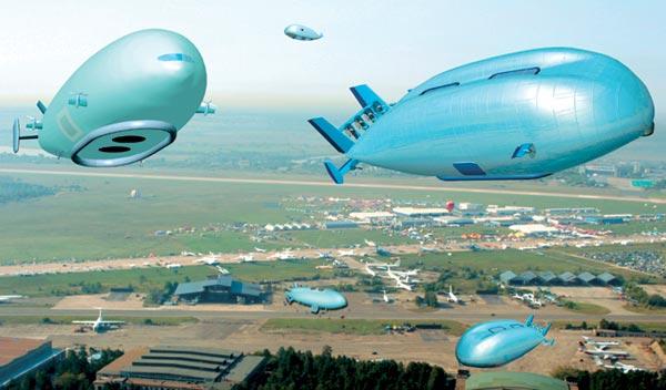 Фото №1 - Возвращение цеппелина