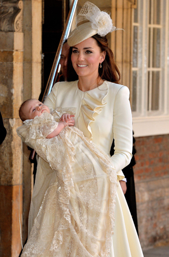 Фото №11 - Что нужно знать о крещении королевских наследников Великобритании