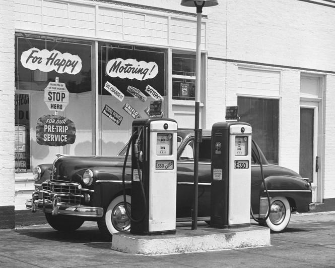 Фото №8 - Что делать если бензин в баке — всё? Пошаговый гид