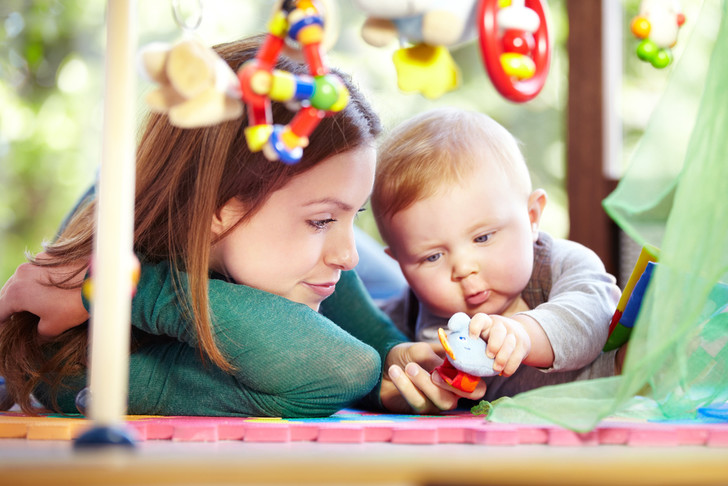 Фото №1 - О чем говорить с младенцем, и почему это так важно