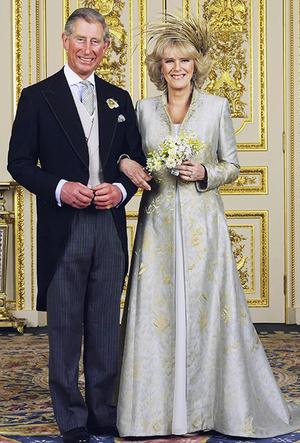 Фото №9 - 25 необычных шляп на королевских свадьбах