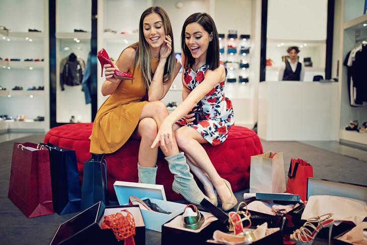 Фото №2 - Личный опыт: почему я никогда не пойду на шопинг в России