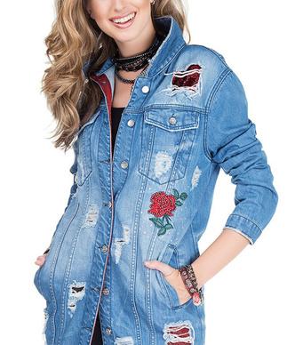 Фото №9 - От длины до декора: 5 главных ошибок при выборе джинсовой куртки