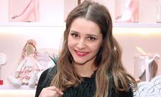 Глафира Тарханова в четвертый раз стала мамой