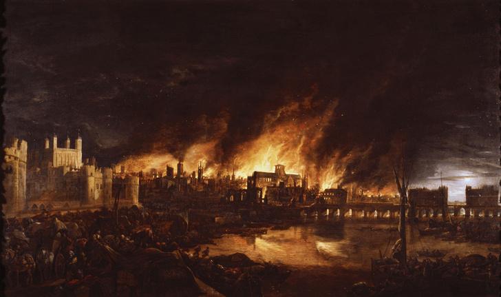 Фото №3 - Власть огня: 6 самых разрушительных пожаров в истории