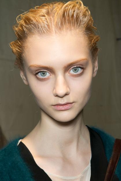 Тренды макияж осень 2013