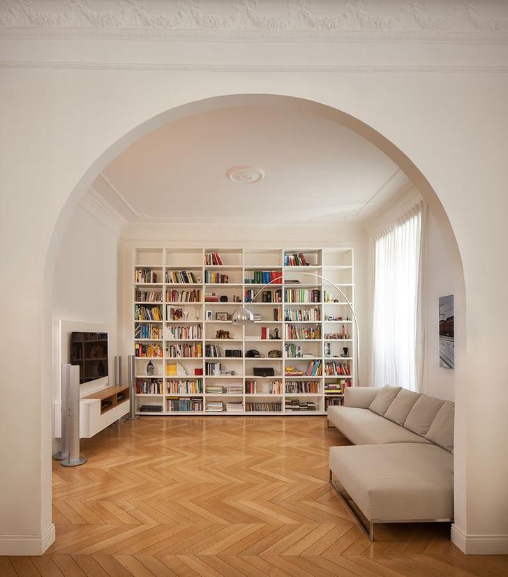 Фото №3 - Современная квартира в историческом доме в Риме