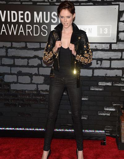 Коко Роша (Coco Rocha) на MTV VMA 2013