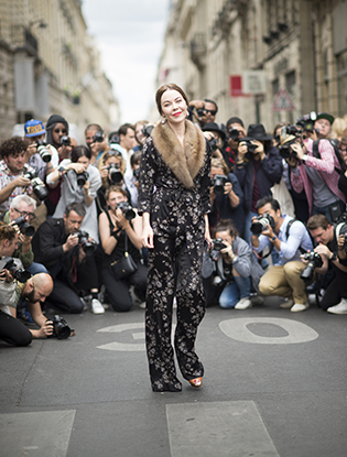 Фото №9 - Неделя Высокой моды в Париже: Street style