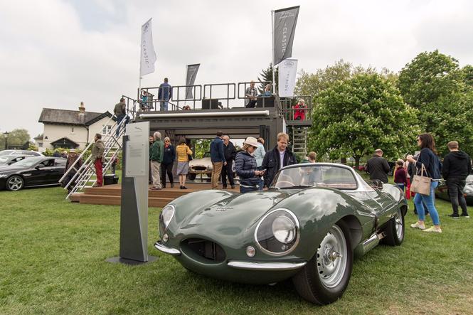 Фото №5 - Автомобили Jaguar на Королевском фестивале в Виндзоре