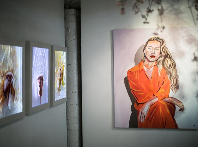 Фото №1 - В галерее WeАrt прошел «Апрельский салон»