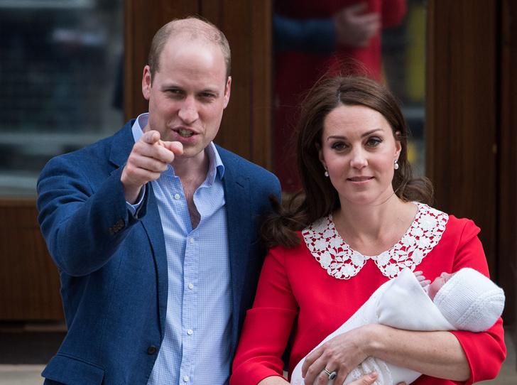Фото №1 - «Троллим французов»: реакция британцев на имя новорожденного принца Кембриджского