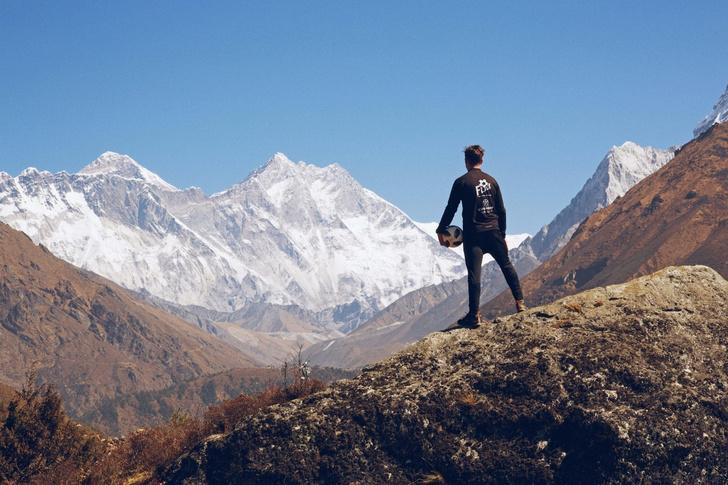 Фото №1 - Лучше гор могут быть только горы
