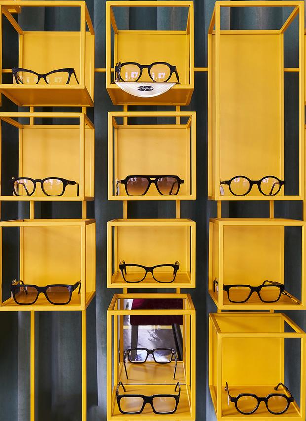 Фото №2 - Gluten Free Frames: бутик эксклюзивной оптики в Петербурге