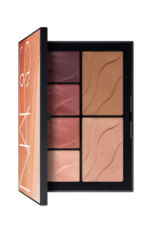 Палетка теней Hot Nights Face Palette от NARS
