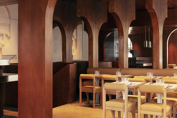 Фото №1 - Бургерная в стиле ретро в Париже