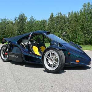 Фото №1 - Будущее электромобиля