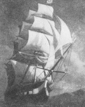Фото №2 - Быль о легендарном фрегате