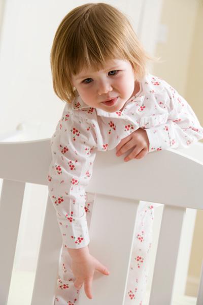 Фото №1 - Побег из детской кроватки