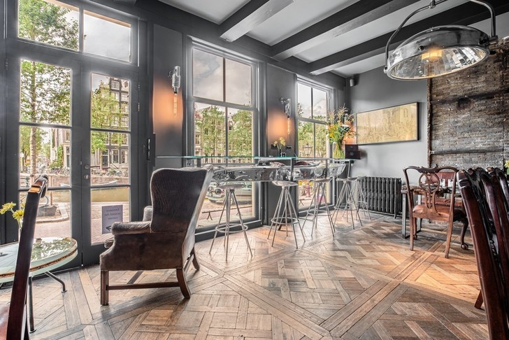 Фото №3 - Отель The Craftsmen в Амстердаме