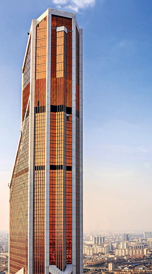 Фото №5 - 15 самых необычных зданий XXI века