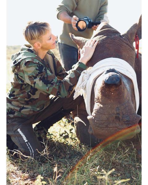 Фото №1 - Состояние тяжелое: княгиня Монако Шарлен подхватила смертельную инфекцию в ЮАР