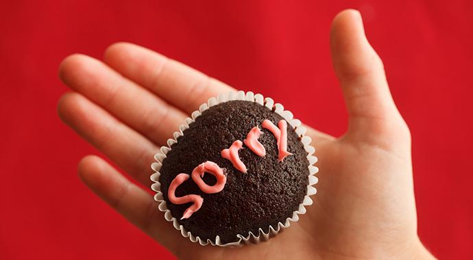 Как просить прощения, чтобы вас услышали