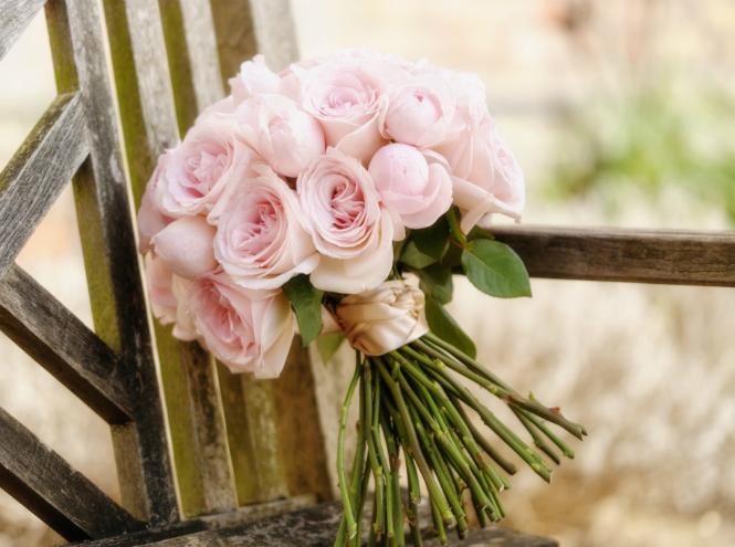 Фото №9 - Свадебный букет: история, традиции и приметы