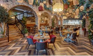Ресторан «Шеф Амазония bar & club»: турецкие страсти с итальянской перчинкой