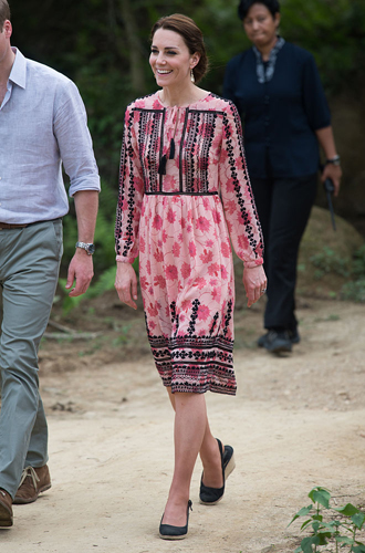 Фото №6 - Герцогиня Кембриджская признана самой влиятельной иконой стиля