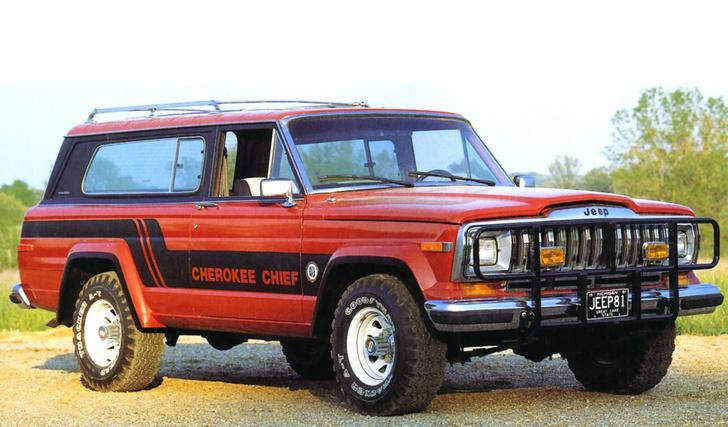 Фото №1 - Коренные жители Америки потребовали запретить Jeep Cherokee