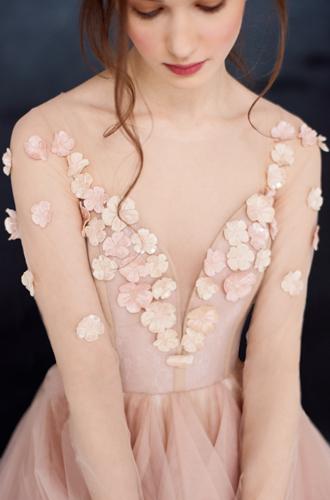 Фото №3 - А la Russe: свадебные платья от российских дизайнеров