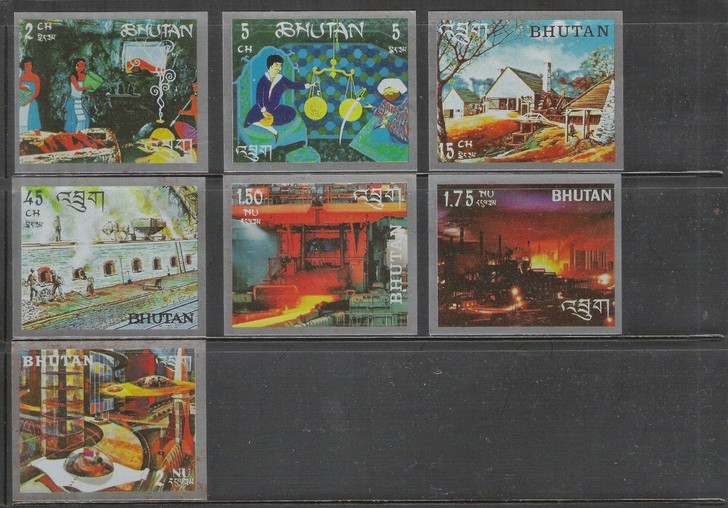 Фото №9 - История авантюриста Барта Тодда, который с помощью почтовых марок изменил экономику целой страны