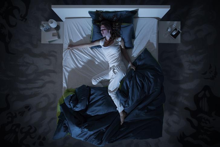 Фото №1 - Что такое сонный паралич и как с ним бороться