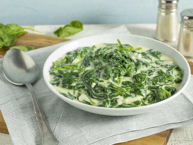 Фото №4 - Что приготовить из шпината: 4 беспроигрышных рецепта