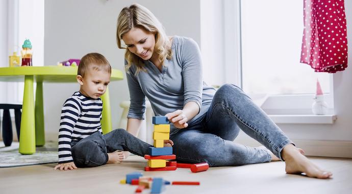 Детская игра — детские правила