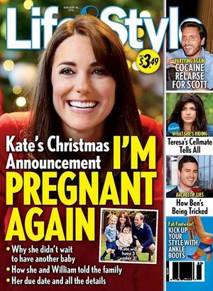 Фото №2 - Кейт Миддлтон не беременна третьим: британские СМИ вступились за герцогиню