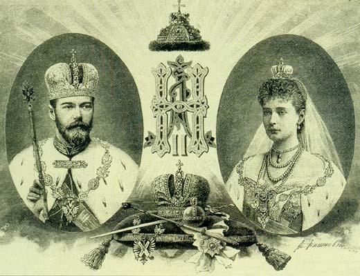 Фото №1 - Коронационные торжества в Москве