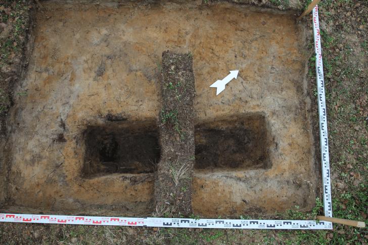 Фото №1 - В Приуралье обнаружен необычный могильник XVI века