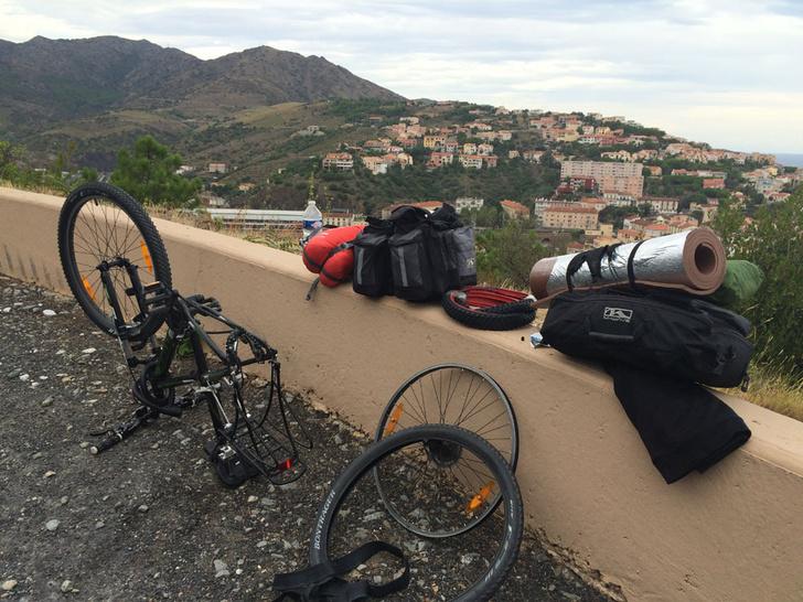 Фото №11 - Крути педали: как я проехала на велосипеде через всю Европу