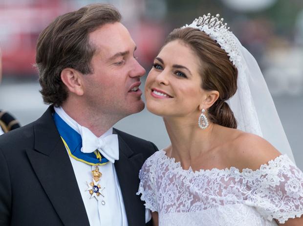 Фото №45 - Самые забавные моменты на королевских свадьбах (истории в фотографиях)